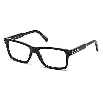 Montblanc MB0676 001 Shiny Black Glasses