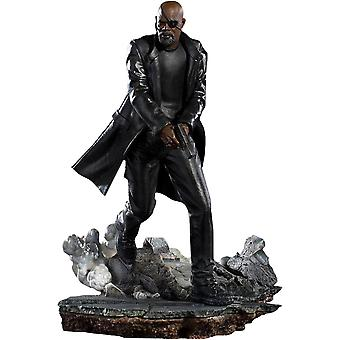 Spider-Man Far From Home Nick Fury BDS 1:10 Scale Statue