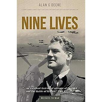 Nine Lives by Alan C Deere - 9780907579342 Book