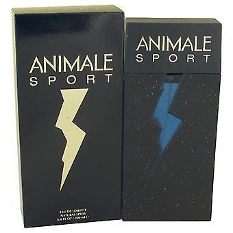 Animale Sport Eau De Toilette Spray By Animale 6.7 oz Eau De Toilette Spray