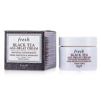 Fresh Black Tea Age-delay Cream - 50ml/1.6oz