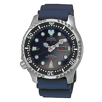 Citizen Promaster NY0040-17LE Marine Automatic Men's Watch 42 mm