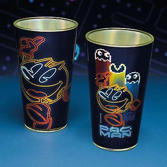 Pac Man Glass