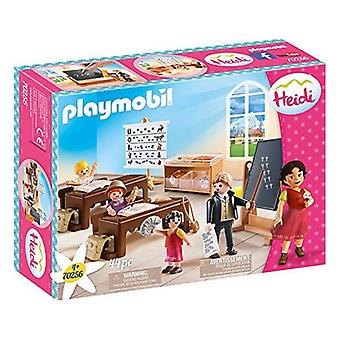 Playset City Life Class În Dörfli Playmobil 70256 (44 buc)