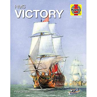 HMS Victory (Icon) by Peter Goodwin - 9781785216886 Book