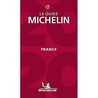 France - The MICHELIN Guide 2020 - The Guide Michelin - 9782067241817
