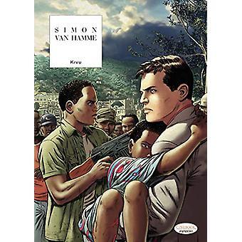 Kivu by Jean Van Hamme - 9781849184939 Book