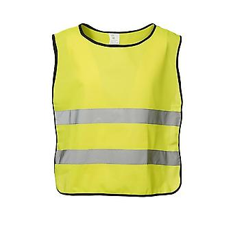 ID Unisex Hi-Vis Reflective Loose Fitting Safety Vest