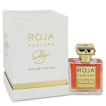 Roja Lily Eau De Parfum Spray By Roja Parfums 1.7 oz Eau De Parfum Spray