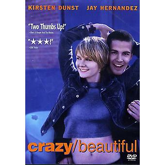 Crazy/Beautiful [DVD] USA import