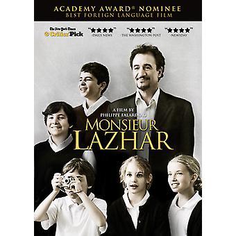 Monsieur Lazhar [DVD] USA import