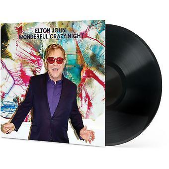 Elton John - Wonderful Crazy Night [Vinyl] USA import