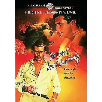 Jaar van Living Dangerously (1982) [DVD] USA import