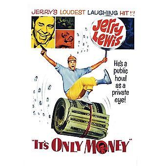 Het is alleen geld (1962) [DVD] USA import