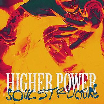 Higher Power - Soul Structure [Vinyl] USA import