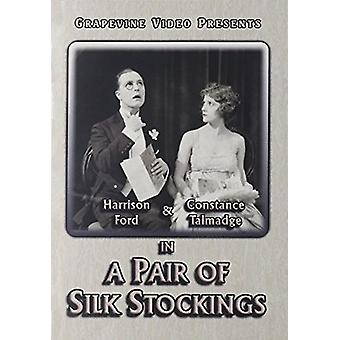Paire de bas de soie (1918) import USA [DVD]