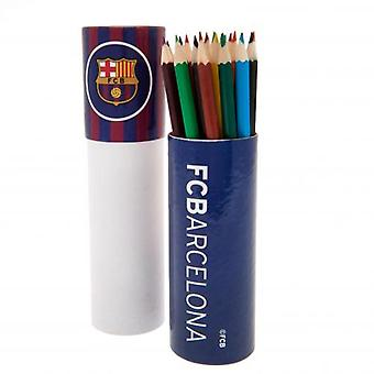 Barcelona Colouring Pencil Tube