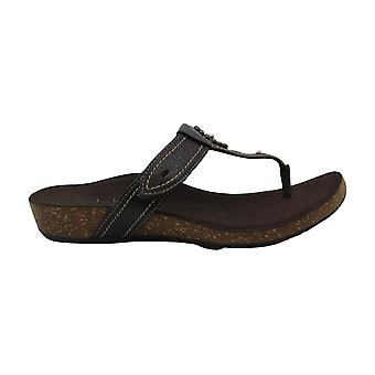 Aetrex Kobiety Emily Open Toe Casual