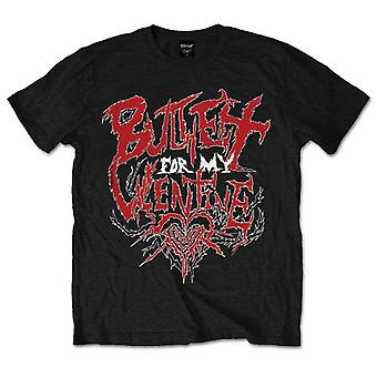 Bullet For My Valentine Doom Official Tee T-Shirt Mens Unissex