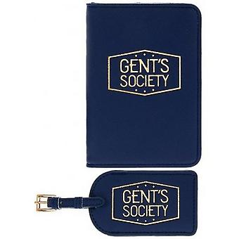 Gents Society Travel Set