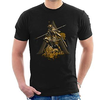Assassin's Creed Golden Defence Men's T-Shirt