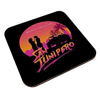 Black Mirror San Junipero himmelen Coaster