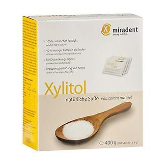 Xylitol Sweetener Envelopes 100 packets of 4g