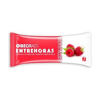 Obegrass Between Hours Bar (White Chocolate and Red Fruits) 1 unit