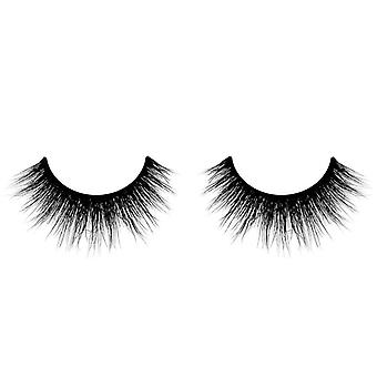 Velour Multi Layered False Mink Lashes - Rich And Fluffy - Natural Length
