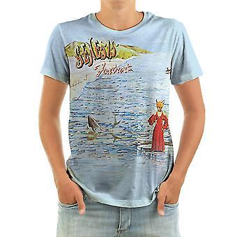Born2rock - fox trot - genesis t-shirt