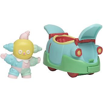 Playskool Moon and Me Colly Wobble's Car