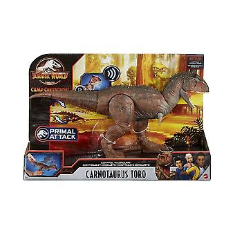 Jurassic World Carnotaurus Dinosaur Figure