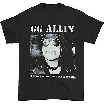 GG Allin Freaks... T-shirt