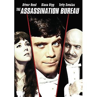 Assassination Bureau [DVD] VS import