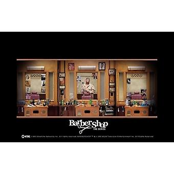 Barbershop The Series Movie Poster (17 x 11)