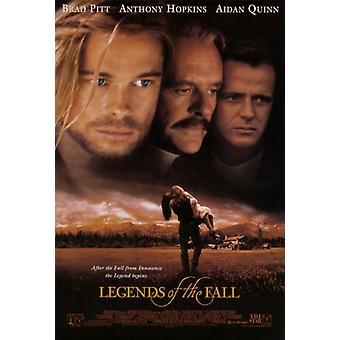 Legenden von der Herbst-Film-Poster drucken (27 x 40)