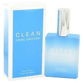 Clean Cool Cotton By Clean Eau De Toilette Spray (testeur) 2 Oz (femmes) V728-553073
