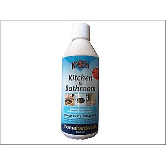 Home Label Ammo Knockout Kitchen/ Bathroom 500ml
