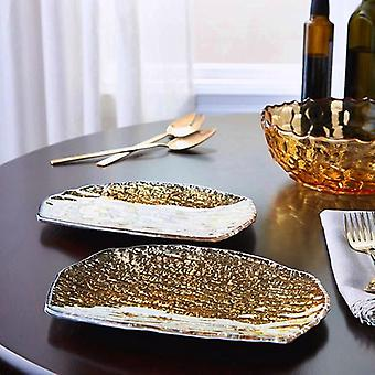 Set Of  Dazzling Dishes