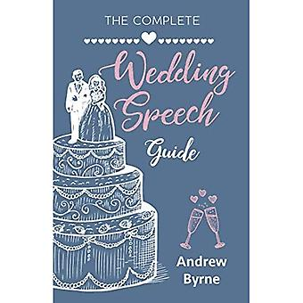 De Complete bruiloft toespraak gids