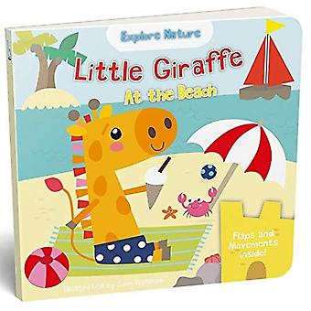 Little Giraffe at the beach (Little Explorers)