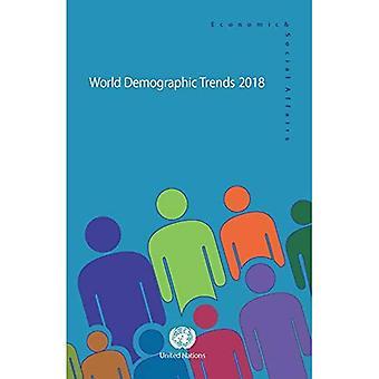 Maailman väestökehitys 2018