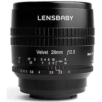 Lensbaby velvet 28 for canon rf