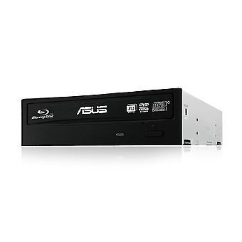 Asus bw-16d1ht bdr dvdrw 16x sata unidade de disco óptico (preto, bandeja, vertical/horizontal, desktop, dvd