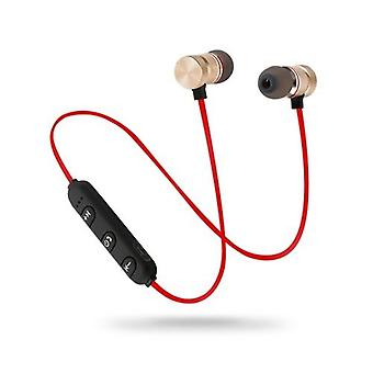 S5 Wireless Earphones Magnetic Stereo Bass Headphones Cordless Headset Sport Earbuds with Mic