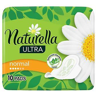 Podpaski Naturella Ultra Normal Ze SkrzydeÅ'kami 10szt