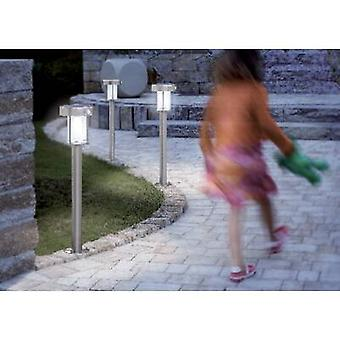 Esotec 102400 Solar garden light 1 W Cool white Stainless steel