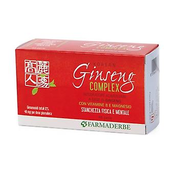 GINSENG COMPLEX EXTRACT 45PRL 45 softgels