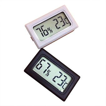 Thermometer Hygrometer Temperature Control Pet Reptile Product  (1 Pc Random