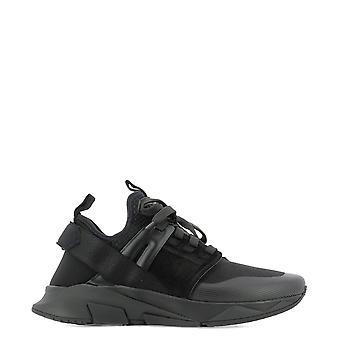 Tom Ford J11100tttof002u9001 Men's Black Nylon Sneakers